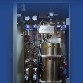 Precision Gas Mixing System